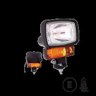 Ploglampa SIM H3 + Blinkers