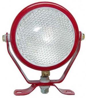 Arbetsstrålkastare  Ø 120 mm      för  H3 lampa