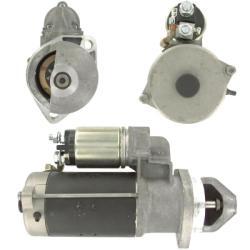 Startmotor KHD . (Deutz)   . 24V-4.0kW  9Kugg