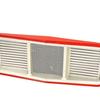 Frontgrill övre  Case   3121663R1