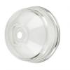 Glas.  9 mm hål till  bränslefilter   Case/IH.  3144478R1