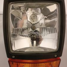 Strålkastare Med Kabel  30 cm Komplett med Glödlampor